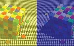 Tại sao càng lớn con người càng dễ bị đánh lừa bởi ảo ảnh thị giác?