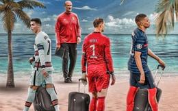 HLV tuyển Hungary châm chọc Ronaldo, Mbappe và Neuer