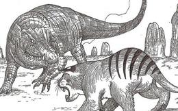Phát hiện loài cá sấu cổ đại tại Australia có khả năng chạy nhanh trên cạn cách đây 40.000 năm