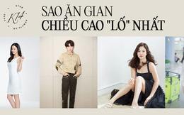 Sao châu Á khai gian chiều cao gây choáng: Song Song chưa sốc bằng G-Dragon và nam nghệ sĩ khai khống tận 10cm