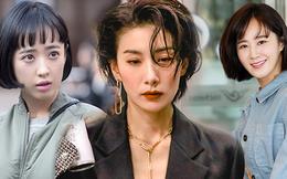 Mỹ nhân Hàn cắt tóc ngắn: Người vụt sáng nổi tiếng hơn, người tụt dốc nhan sắc, thậm chí còn khiến khán giả... bỏ phim