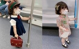 Sự thật ngã ngửa về bức ảnh bé gái Nhật Bản ''đã xinh xắn còn hiểu chuyện'' nhường ghế trên tàu điện ngầm gây xôn xao mạng xã hội xứ Trung