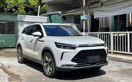 Beijing X7 bán lại sau 3.500km: Giá đắt hơn xe mới 50 triệu, khách vẫn khen 'ngon'