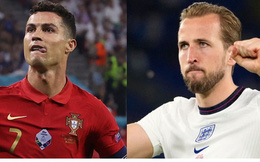Vua phá lưới EURO 2021: Harry Kane khó vượt Cristiano Ronaldo?