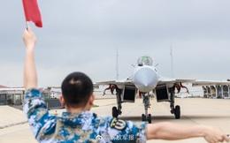 """Quân đội Trung Quốc vô tình để lộ thứ có thể tống """"bản sao Su-33 Nga"""" ra bãi phế liệu?"""