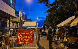 Phong toả một khu phố với hơn 7.000 nhân khẩu ở TP Thủ Đức do có ca mắc Covid-19