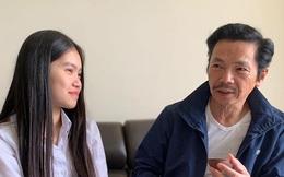 """Nghệ sĩ Trung Anh xúc động khi con gái """"rượu"""" trúng học bổng ở Mỹ"""