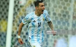 Argentina 1-0 Brazil: Messi lần đầu tiên vô địch Copa America