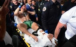 Võ sĩ MMA gãy chân kinh hoàng, thua trận nhưng vẫn kiếm về 3 triệu USD tiền thưởng