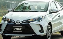 Toyota Vios giảm mạnh 50 triệu đồng
