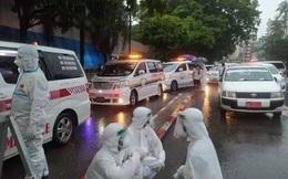 """Myanmar: Biểu đồ ca nhiễm và tử vong vì Covid-19 tăng """"thẳng đứng"""", bệnh nhân chết khi chờ cấp cứu"""