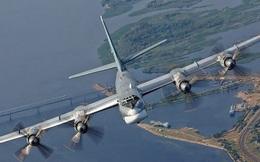 """Tổ hợp """"quái thú"""" Tu-160 và Tu-95 của Nga phối hợp tấn công mục tiêu ở Bắc Cực"""