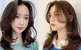 Gái Hàn đang mê mẩn kiểu tóc tỉa layer, khả năng ''hack'' mặt tròn, trị tóc mỏng cứ phải nói là ''đỉnh của chóp''!