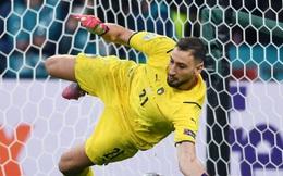 Gianluigi Donnarumma nhận danh hiệu Cầu thủ xuất sắc nhất EURO 2021