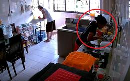 Thuê nữ giúp việc về chăm sóc ông bà, cháu gái tưởng nhàn hơn, ngờ đâu sốc nặng sau khi xem camera