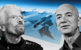 Tỷ phú Richard Branson và Jeff Bezos không mua bảo hiểm khi bay vào vũ trụ