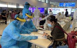 Hà Nội: Phát hiện nam nhân viên trang trí quảng cáo dương tính với SARS-CoV-2