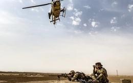 Phiến quân IS mon men tái lập nhóm tại Iraq