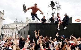 Cảnh sát Anh bắt giữ 45 CĐV quá khích, gây bạo loạn ở trận chung kết EURO
