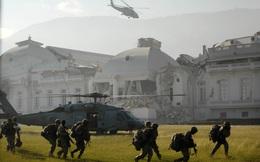 Từng 3 lần can thiệp quân sự vào Haiti, tại sao lúc này QĐ Mỹ vẫn chưa hành động?