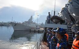 Soái hạm Gepard hiện đại nhất HQVN làm nhiệm vụ đặc biệt: Lớn mạnh vượt bậc - Quyết thắng!