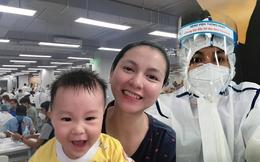 """Tâm sự của nữ điều dưỡng ở giữa tâm dịch Sài Gòn: """"Nghe tiếng con khóc, thèm sữa mà xé lòng"""""""