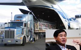 """Cục Hàng không đề nghị chưa xem xét đề án lập hãng bay chở hàng của """"vua hàng hiệu"""" Johnathan Hạnh Nguyễn"""