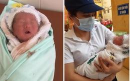 Em bé sơ sinh còn nguyên dây rốn bị bỏ rơi trên đồi keo ở Yên Bái