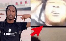 Khoảnh khắc rapper Mỹ bị bắn tử vong khi đang livestream trên Instagram, lìa đời quá đột ngột khiến fan lặng người và bất bình tột độ