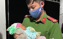 """Hà Nội: Bé trai sơ sinh bị bỏ rơi gần cánh đồng kèm lời nhắn """"tôi là mẹ đơn thân, không có điều kiện nuôi con"""""""