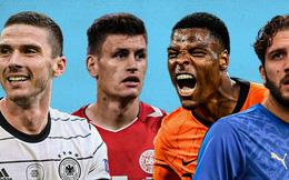 Những phát hiện thú vị nhất tại Euro 2020