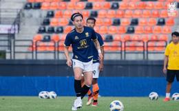 Khoác áo CLB Thái Lan, ca sĩ nổi tiếng 'nhận cái kết đắng' ở sân chơi số 1 châu Á