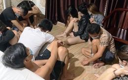 Khách sạn mở cửa, tổ chức tiệc ma tuý linh đình cho hàng chục người