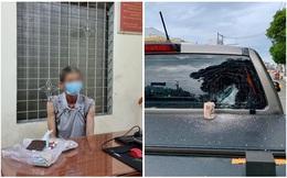 Đi phát cơm từ thiện bị người vô gia cư ném vỡ kính ô tô, nhà hảo tâm có cách ứng xử làm ai cũng sốc