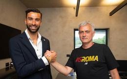 AS Roma chính thức có tân binh đầu tiên dưới thời Jose Mourinho
