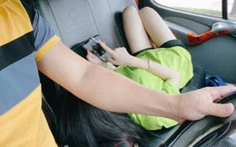 Tài xế lái Mercedes bị tố chuyên chụp trộm hành khách nữ, đăng công khai lên Facebook 'dìm hàng' gây phẫn nộ