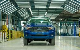 Ford Ranger chính thức xuất xưởng tại Việt Nam, bán giá nào?