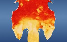 Quiz: Bạn nhìn thấy gì trước trong bức ảnh này? Một vụ nổ hay đôi bàn tay?