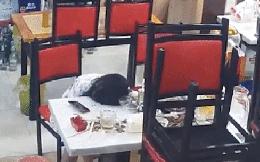 Nửa đêm đi ăn gặp 3 người đàn ông mời rượu, cô gái gục chết ngay trên bàn nhậu vài tiếng sau đó, video ghi lại sự việc gây bất bình
