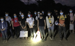 Ngăn chặn 29 người nhập cảnh trái phép từ Trung Quốc
