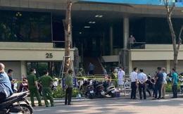 Hà Nội: Phong tỏa tạm thời tòa nhà 25 Lý Thường Kiệt do 1 nhân viên dương tính SARS-CoV-2
