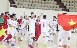 FIFA báo tin vui cho ĐT Futsal Việt Nam trước thềm Futsal World Cup 2021