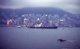 Chùm ảnh màu quý về Hồng Kông năm 1969: Hơn 50 năm trước đã có thừa sự giàu có phồn hoa
