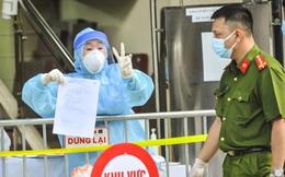 Hà Nội: Hàng loạt địa điểm bị phong toả sau khi phát hiện 13 ca dương tính SARS-CoV-2 trong buổi sáng
