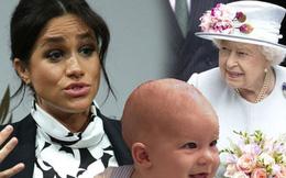 Nhà Meghan Markle muốn về hoàng gia làm lễ rửa tội cho con gái nhưng đưa ra 1 điều kiện gây phẫn nộ