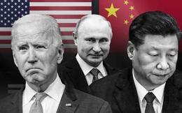 Trung Quốc 'nhất tiễn hạ song điêu' - Thách thức vị thế tối cao của Mỹ: Động thái của ông Putin càng đổ thêm dầu vào lửa!