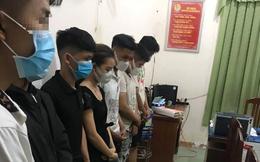 CSGT tóm gọn 25 thanh thiếu niên đi mô tô nẹt pô, lạng lách, đánh võng náo loạn