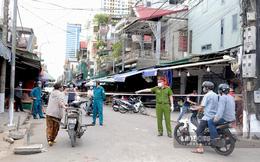 Hà Nội: Phong toả thêm chung cư Viễn Đông Star, tạm dừng hoạt động chợ Giáp Nhị