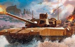 Nga chốt thời hạn sản xuất hàng loạt siêu xe tăng T-14 Armata: Thiếu một thứ quan trọng