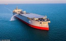 Hai tàu chiến Iran xuất hiện gần eo biển Manche giữa Anh và Pháp